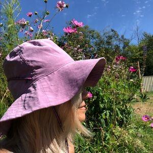 Zara Bucket Hat Mauve